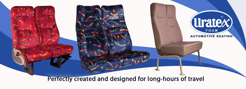 Multiflex Bus Seat Cushions